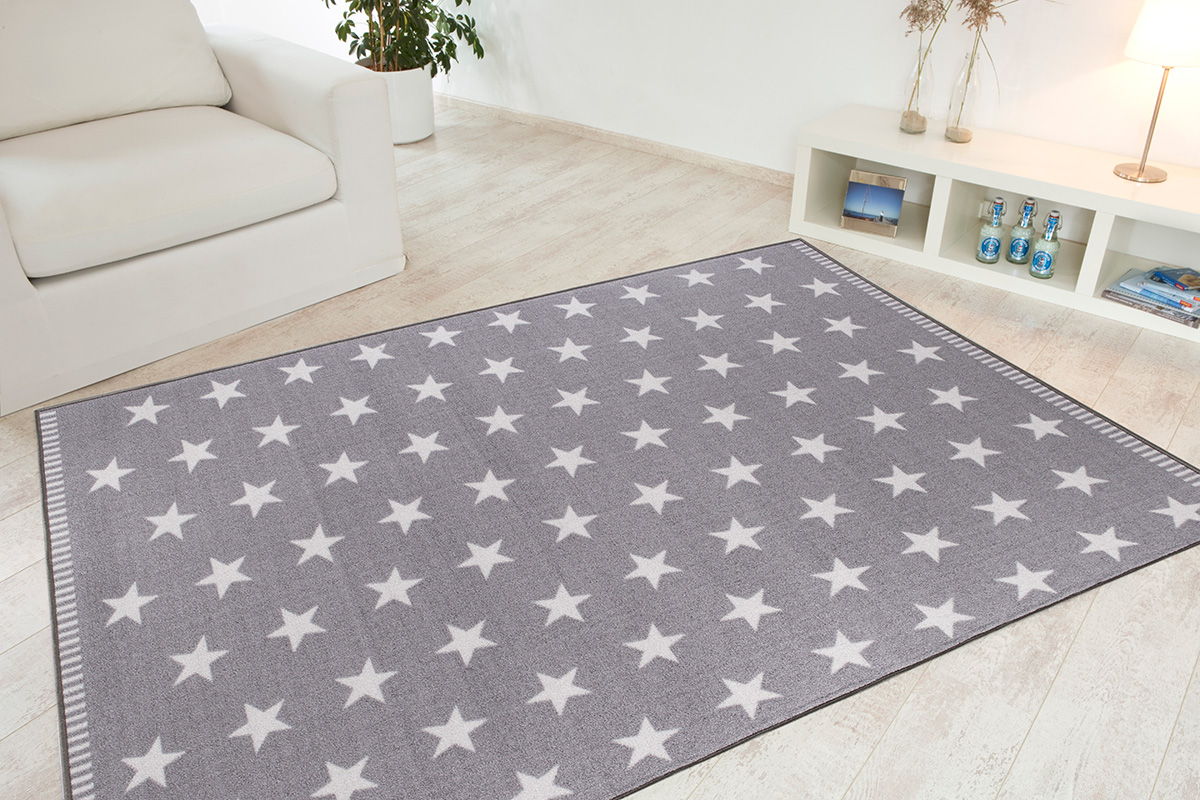 Trendy star designs on carpets › Reinkemeier Rietberg