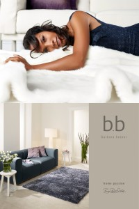 b.b home passion Teppiche von Barbara Becker bei Reinkemeier