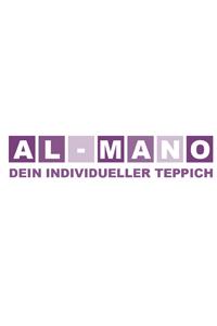 Al Mano der individuelle Teppich von Reinkemeier Rietberg mit Slogan