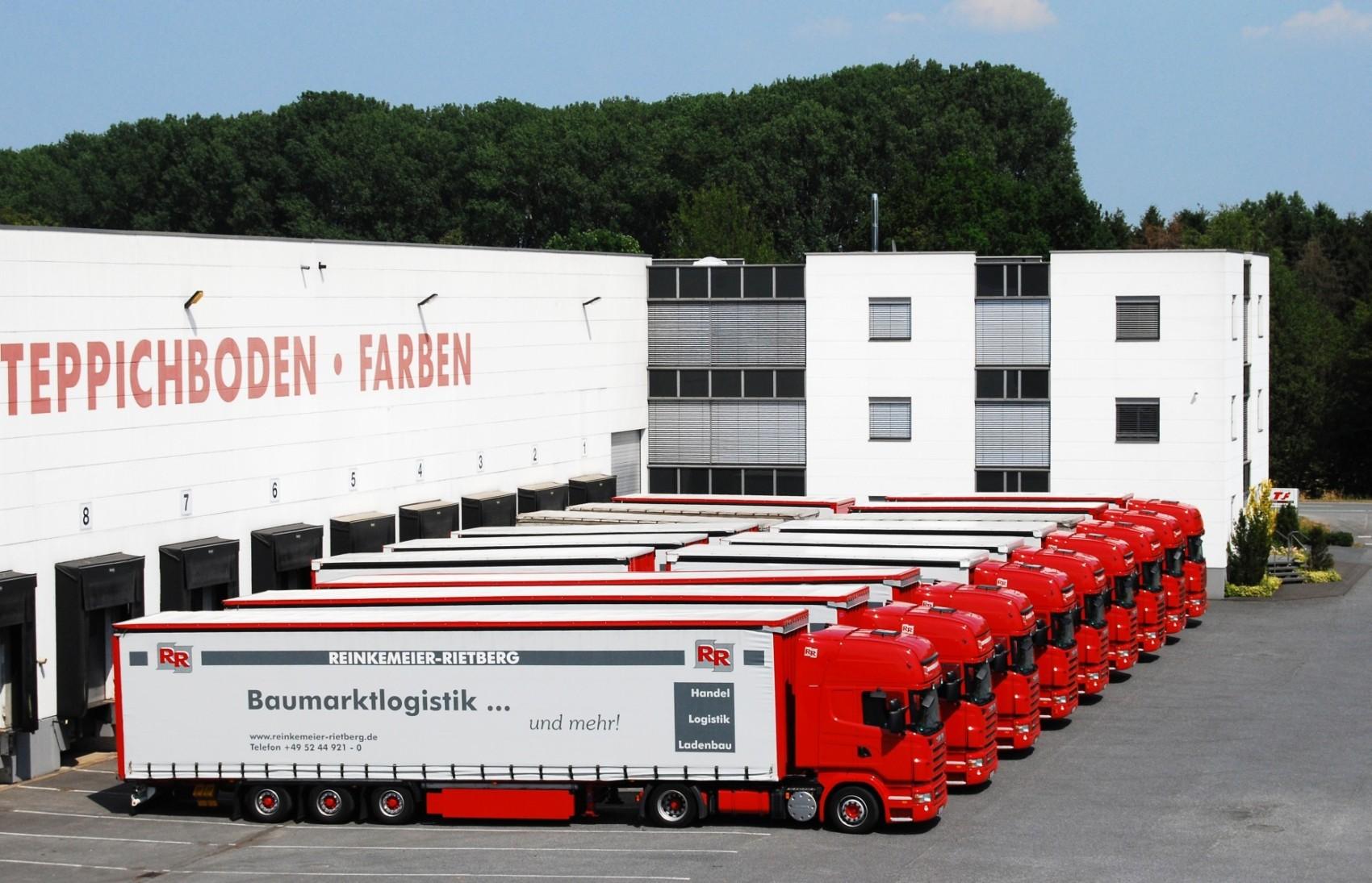 Baumarktlogistik reinkemeier rietberg handel logistik ladenbau - Reinkemeier rietberg ...