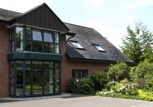 Eingangsbereich der Zentrale Reinkemeier Rietberg