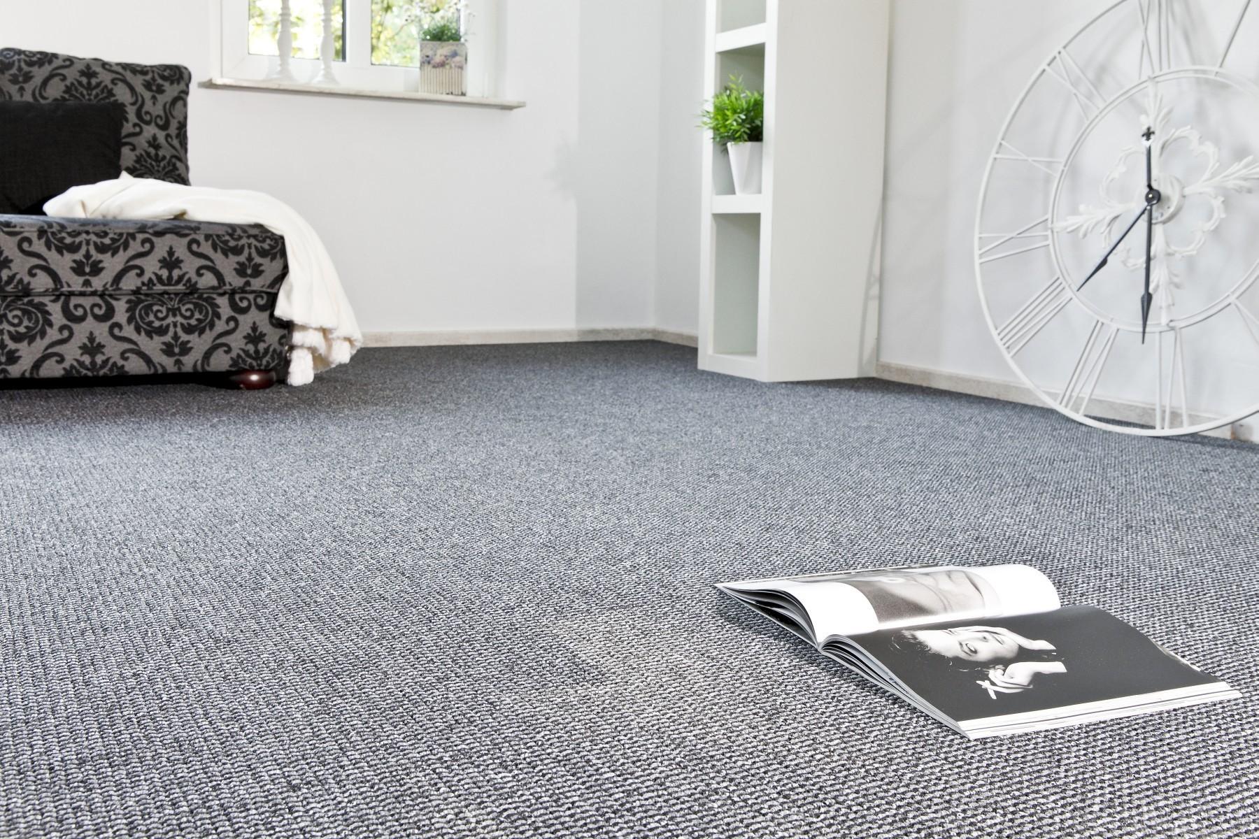 teppichboden grau haus deko ideen