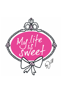 """My life is sweet"" von Jill bei Reinkemeier Rietberg"