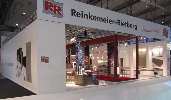 Domotex 2013 reinkemeier als aussteller dabei reinkemeier rietberg handel logistik ladenbau - Reinkemeier rietberg ...
