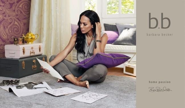 barbara becker home passion neue teppichkollektion 2015. Black Bedroom Furniture Sets. Home Design Ideas