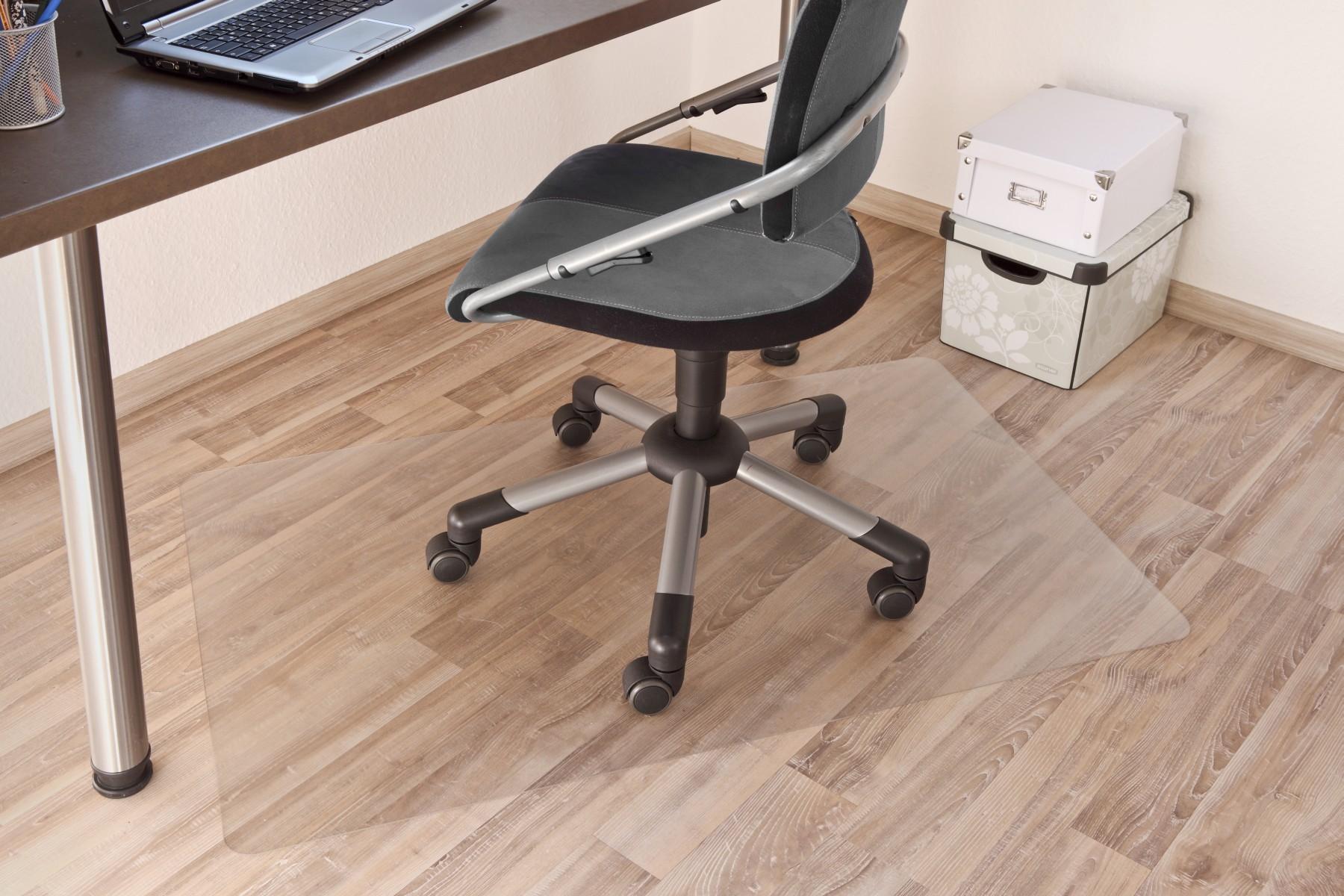 Bodenschutzmatte Botenschutz Bürostuhlunterlage ...
