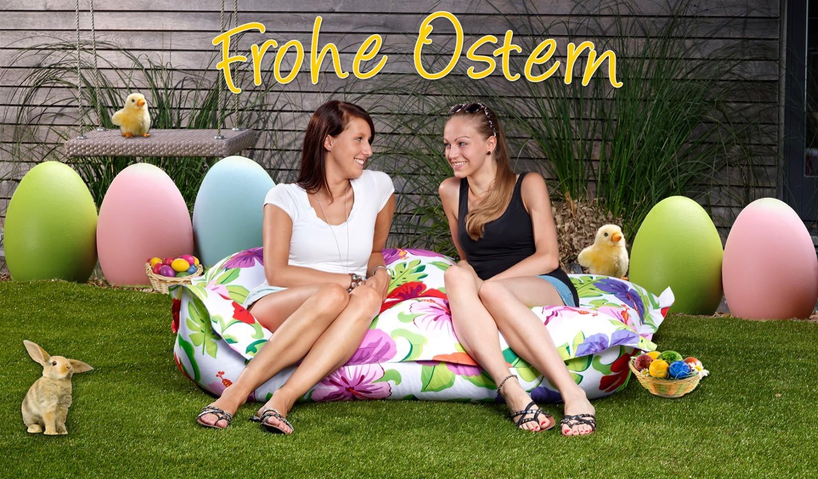 Frohe ostern auf dem rasen deluxe reinkemeier rietberg handel logistik ladenbau - Reinkemeier rietberg ...